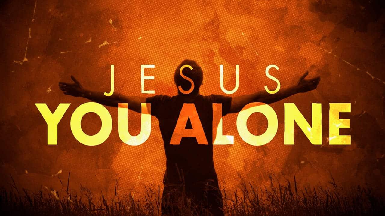 Jesus Alone Saves Forum